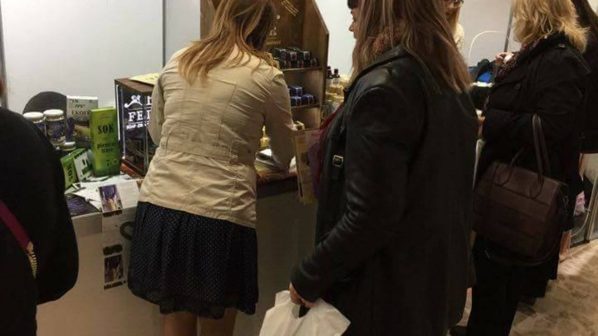 The Touch of Paris – Cosmetic fair