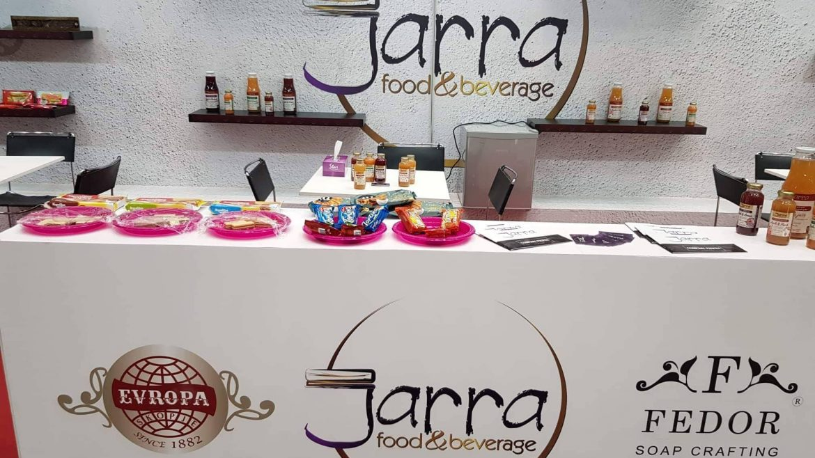 "FEDOR on ""Food&Beverage"" fair in Doha, Qatar"